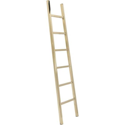 Picture of SHON ladder h200cm gold