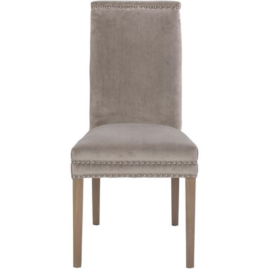 Picture of STONEA dining chair taupe/taupe