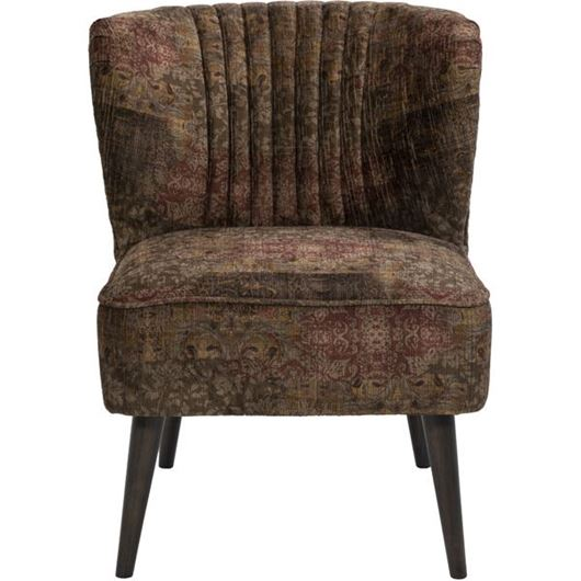 Picture of FLU armchair multicolour