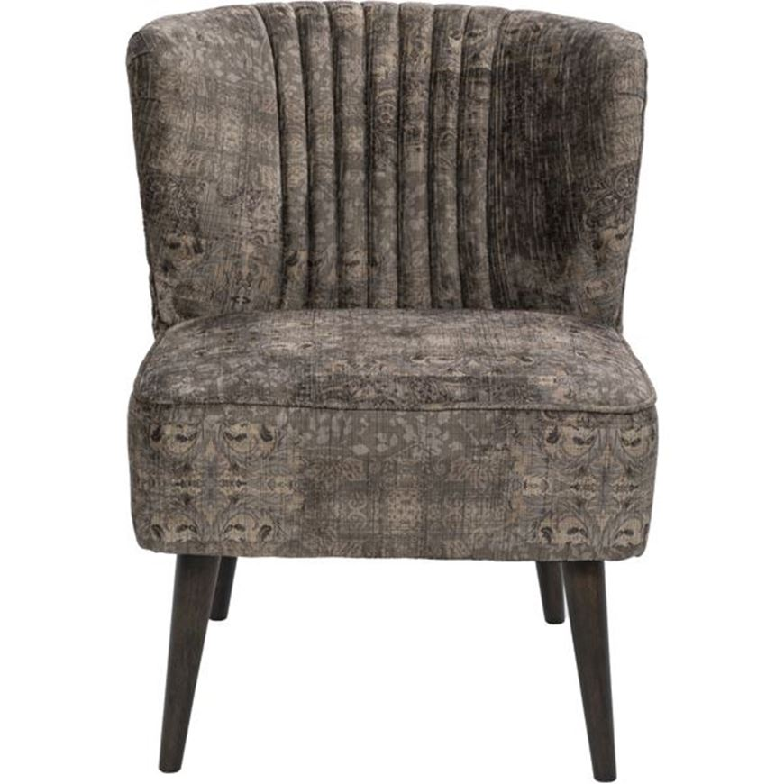 Picture of FLU armchair grey