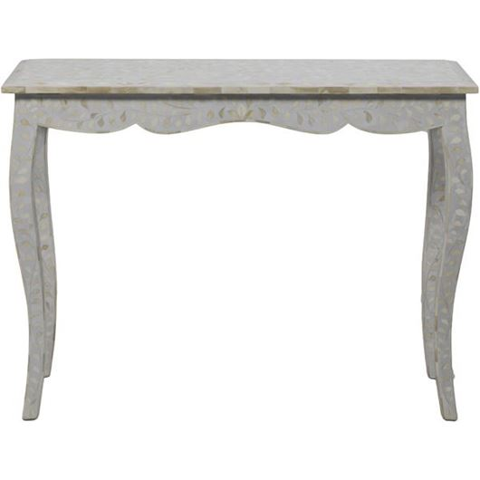 Picture of PALI console 105x35 white