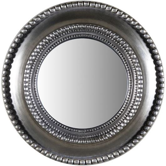 Picture of JUSTINE mirror d35cm gold