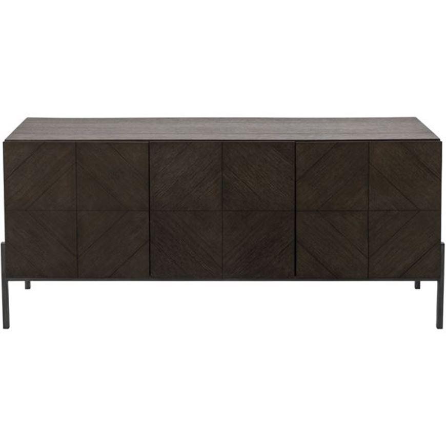 Picture of OPERA sideboard 70x151 dark brown