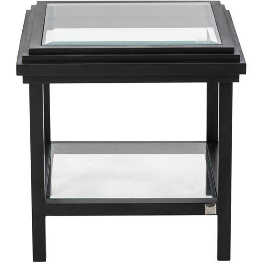 Picture of KEY WEST side table 50x50 black