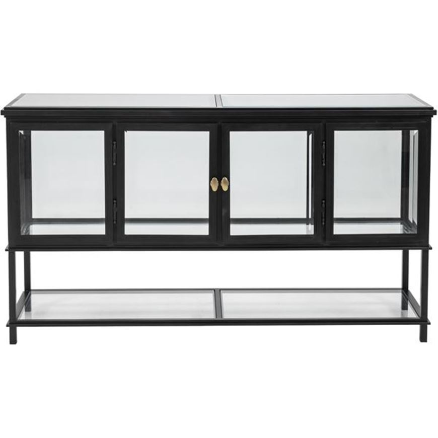 Picture of KEY WEST sideboard 90x160 black