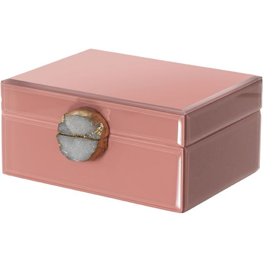 Picture of BLUSH box 22x17 pink
