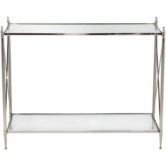 Picture of ORA console 100x41 clear/nickel