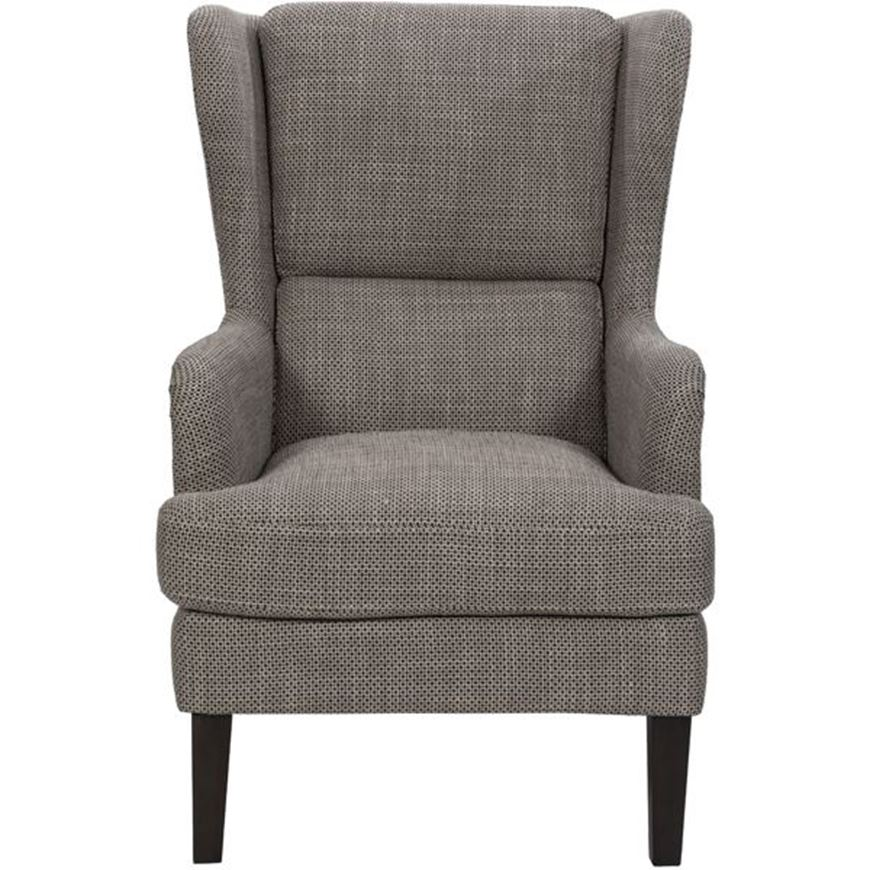 Picture of CAM wing chair brown