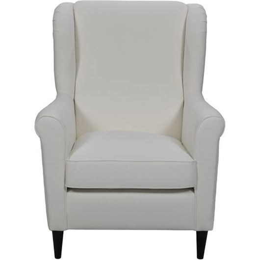 Picture of KLEN wing chair white