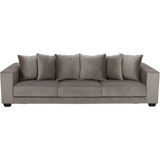 Picture of SPUD sofa C 4 microfibre taupe