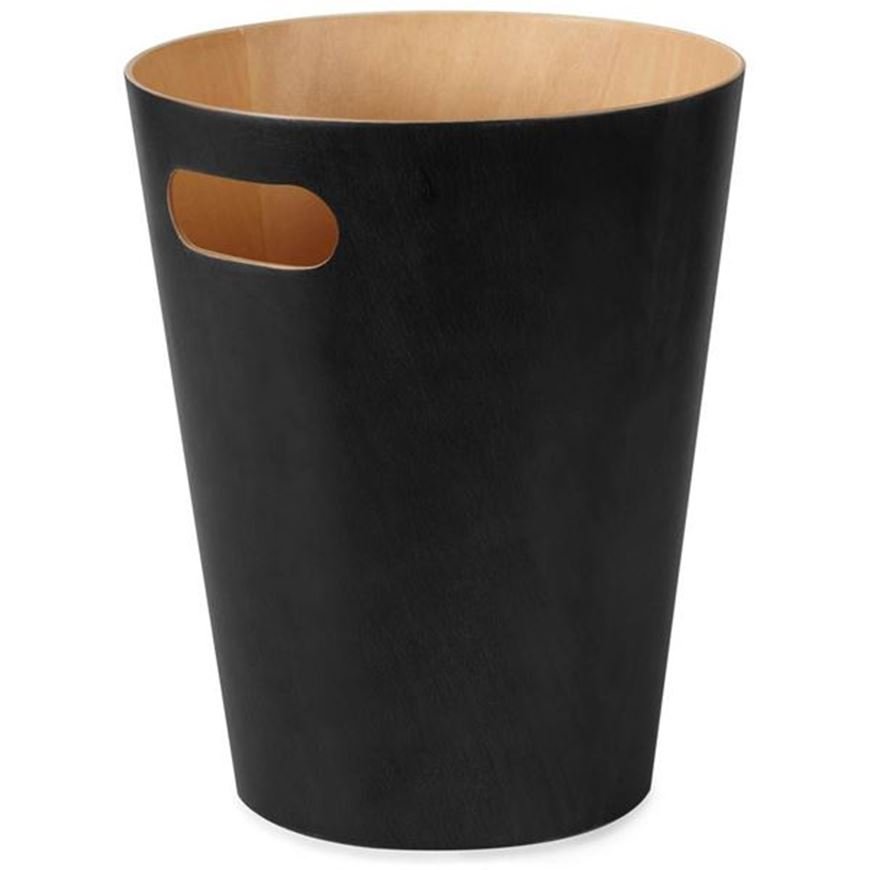Picture of WOODROW waste can black