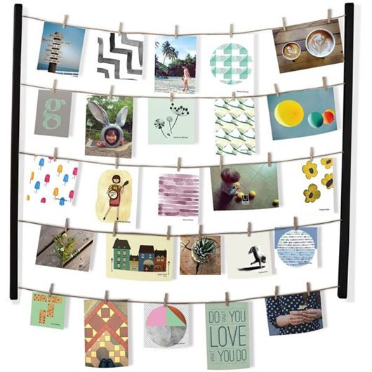 Picture of HANGIT photo holder black