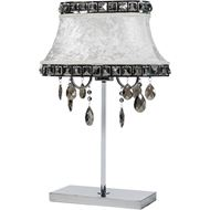 DORIS table lamp h60cm white