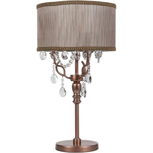 Picture of ERVIN table lamp h65cm beige