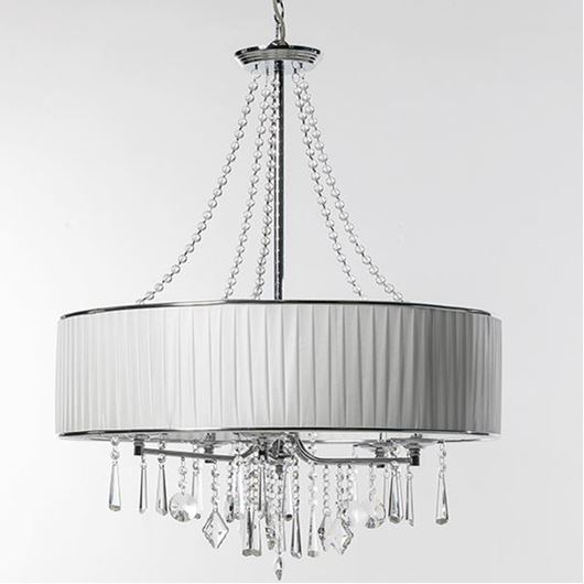 Picture of AMEZ chandelier d68cm white