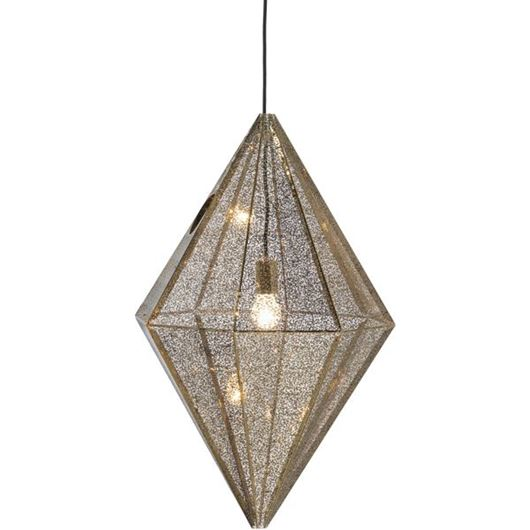 Picture of OLINA pendant lamp d50cm gold