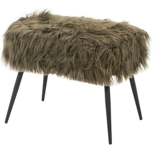 Picture of LAMB stool 60x40 green
