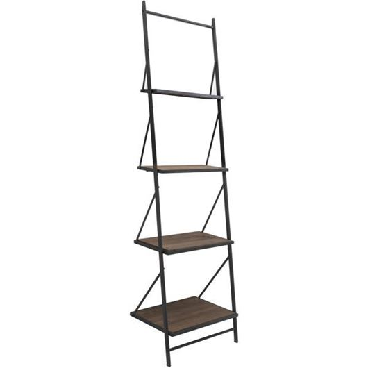Picture of MAR bookcase 210x61 black