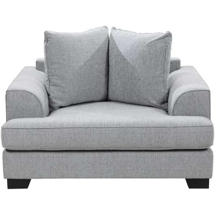 KINGSTON chair 1.5 grey