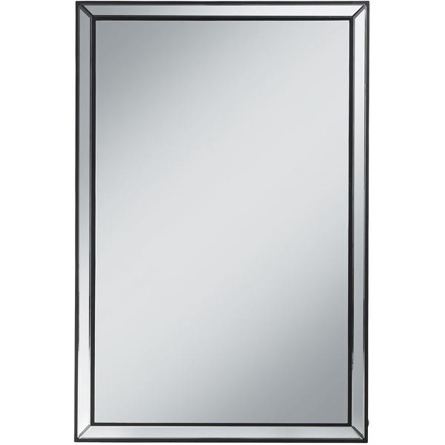 Picture of JIM mirror 120x80 clear/black