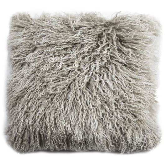 Picture of SNOWIE cushion cover 50x50 grey
