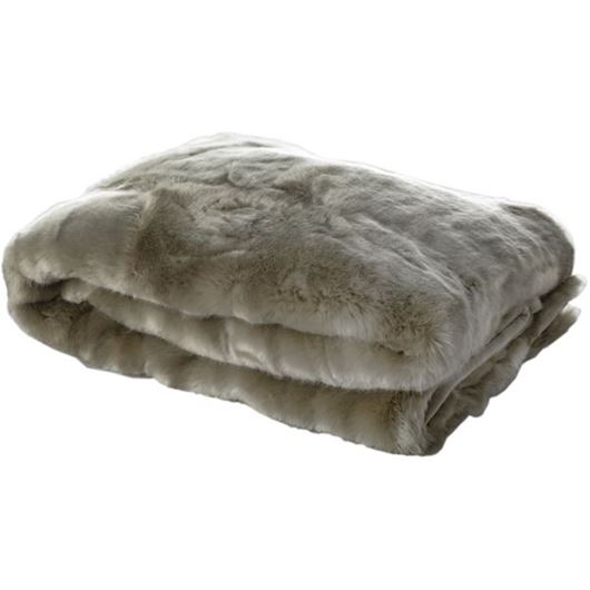 Picture of ORLA throw 130x180 beige