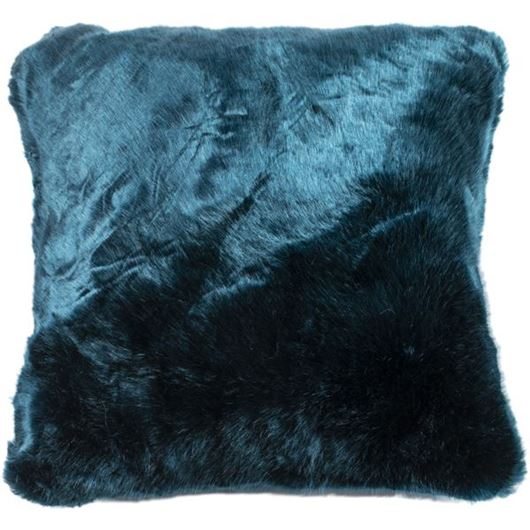 Picture of ORLA cushion cover 45x45 blue