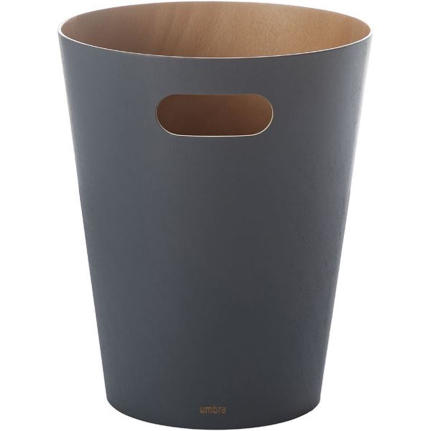 Picture of WOODROW waste can brown