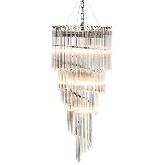 Picture of KING chandelier d42cm clear