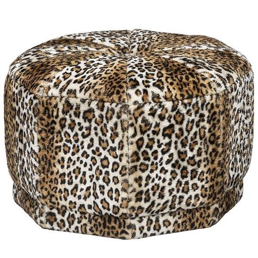 Picture of MODI stool d60cm multicolour