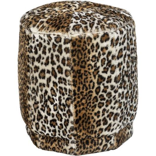 Picture of MODI stool d40cm multicolour