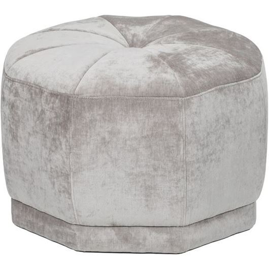 Picture of MODI stool d60cm silver