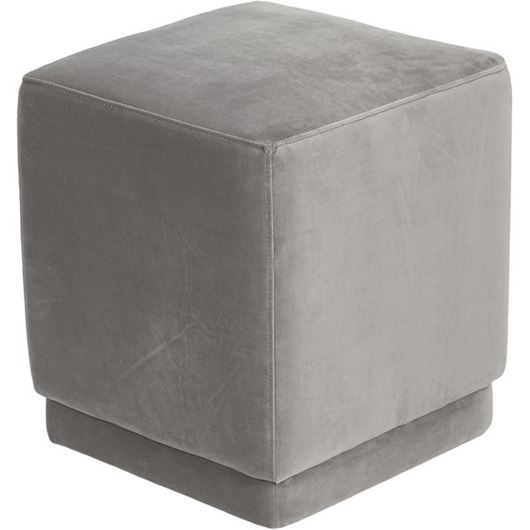 Picture of LOLO stool 40x40 silver