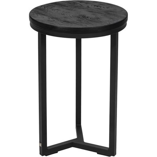 Picture of TRIAD side table d40cm black