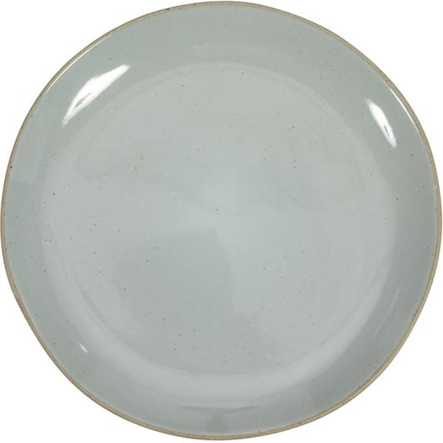 Picture of MACIE plate d27cm grey