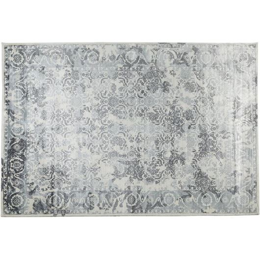 Picture of OREN rug 170x240 white/grey