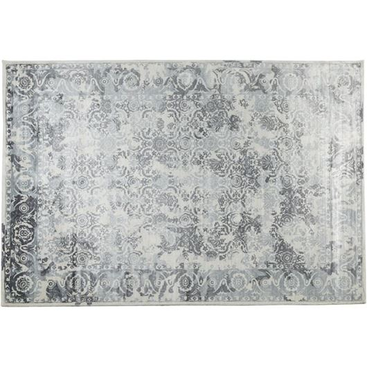 Picture of OREN rug 200x300 white/grey