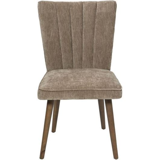 Picture of VERTO dining chair taupe/taupe