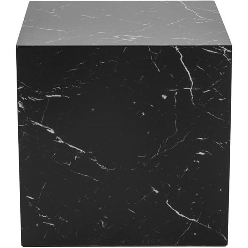 Picture of COBY side table 60x60 black