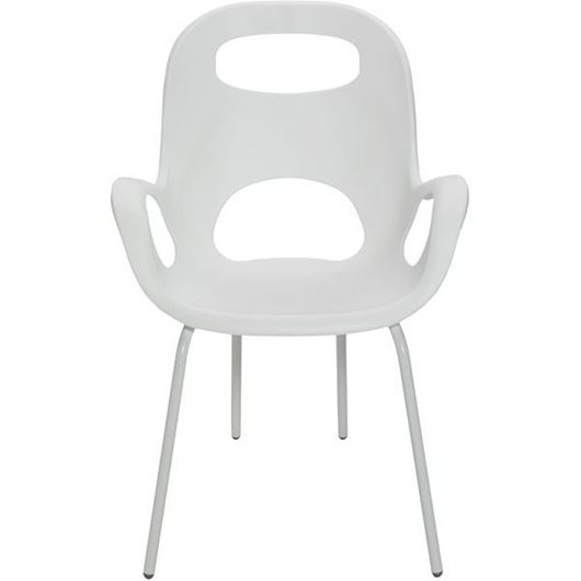 OH dining chair white/white