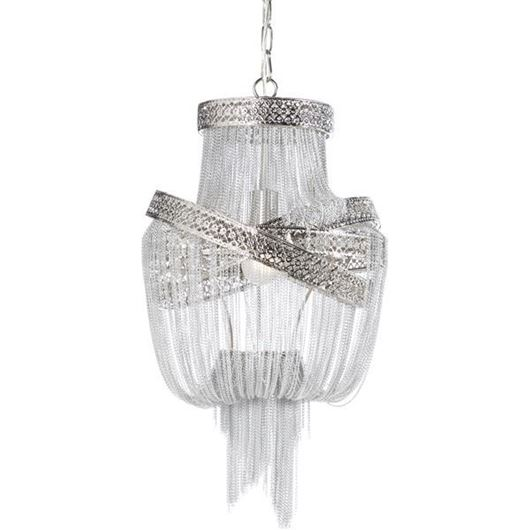 Picture of ALOM chandelier d36cm silver