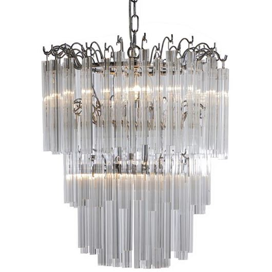 Picture of BENG chandelier d42cm clear
