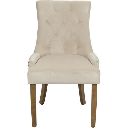 Picture of HALA dining chair taupe/natural