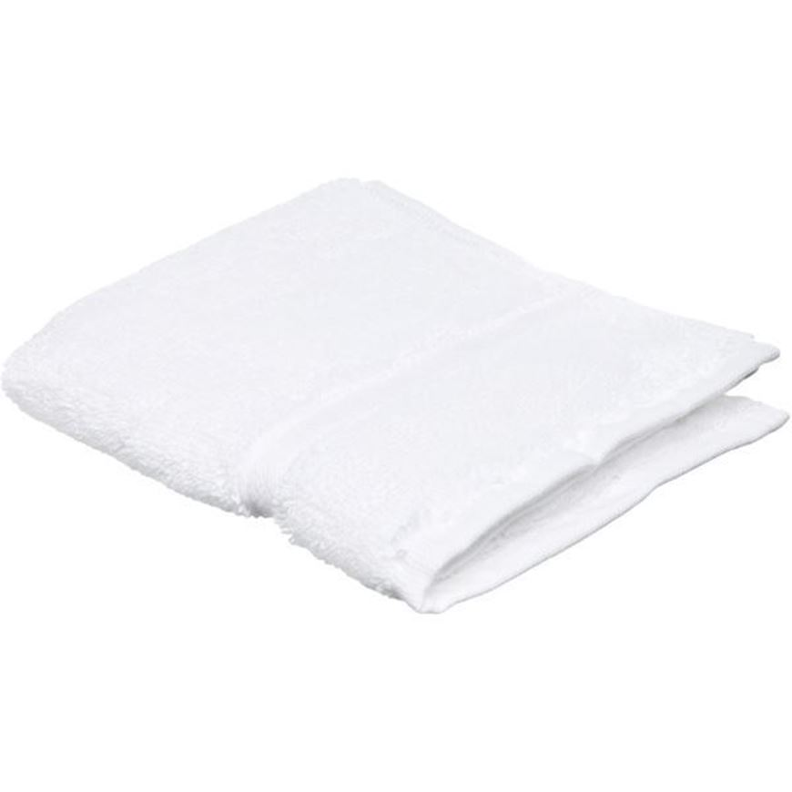 ANTALYA face towel 30x30 white