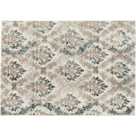 Picture of DAMASK rug 160x240 blue