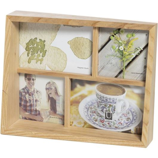 Picture of EDGE photo frame 4 natural