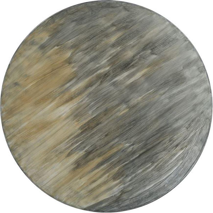 Picture of HALLIE dish d78cm grey