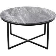 HARRIS coffee table d80cm black