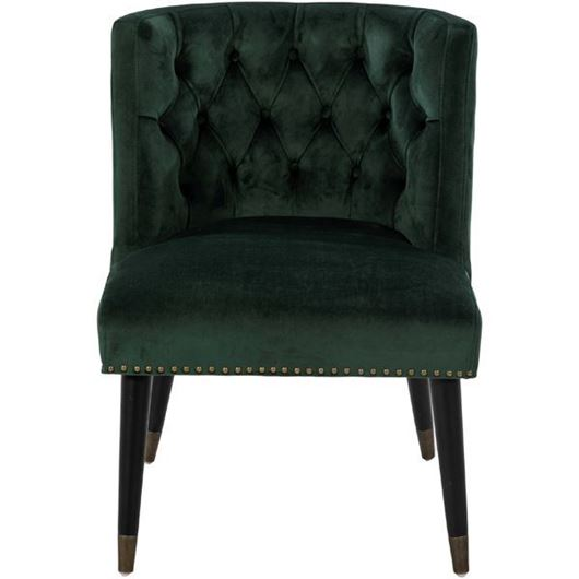 Picture of THEO armchair green