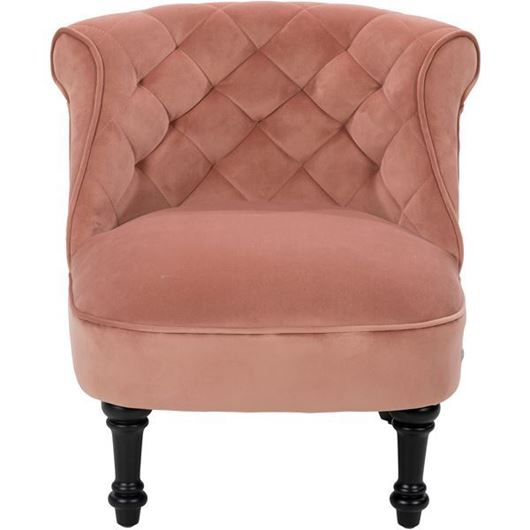 Picture of JUNO armchair pink